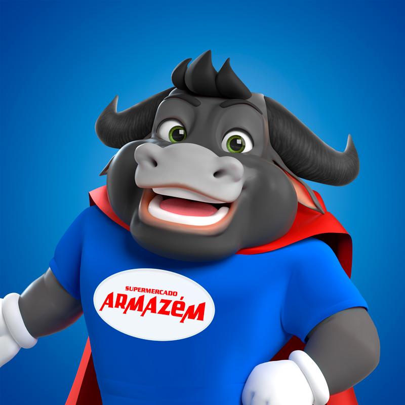 Super Búfalo Armazém
